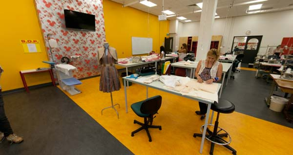 360 Degrees: Fashion Workshop