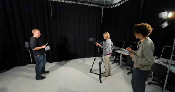 360 Degree: TV Studio