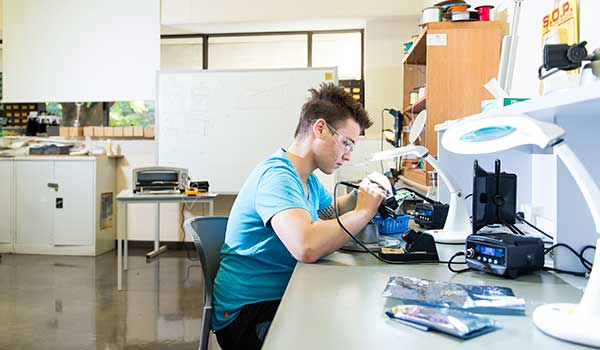 electronics-solder