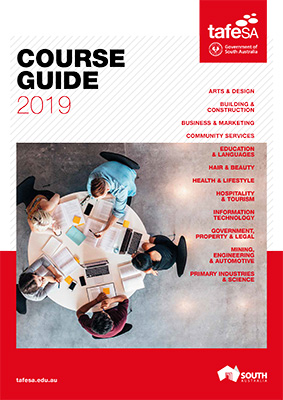 TAFE SA Course Guide 2019