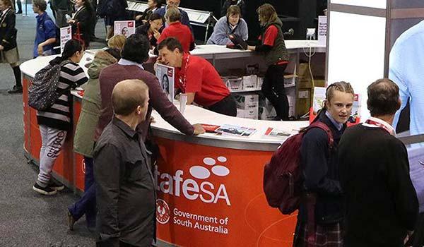 TAFE SA at Expo