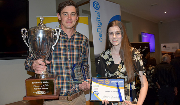Riverland-Awards