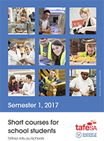 2017 Sem 1 Short Course Booklet for Schools