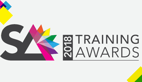 SA Training Awards - website