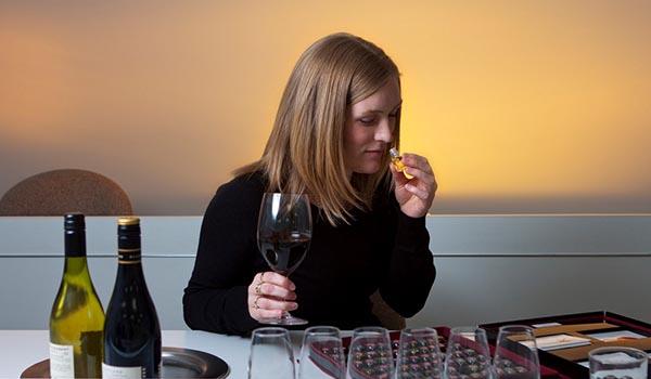 WSET Wine course - Vanessa Hemsley - website