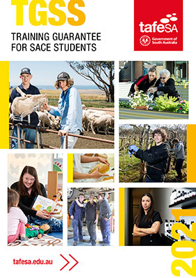 training guarantee for SACE students