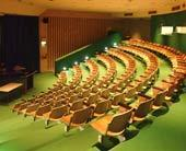 Lecture theatres